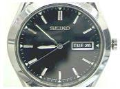 SEIKO Gent's Wristwatch 7N43-9070